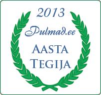 Pulmad.ee Aasta Tegija 2013