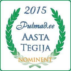 Pulmad.ee Aasta Tegija 2015 Nominent