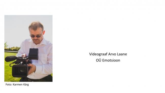 Arvo Laane, Emotsioon OÜ