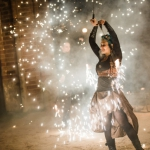 Tuleteater Zerkala tuleshow Eestis