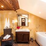 von Stackelberg Hotel Tallinna vannituba