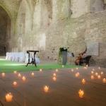 pulmatseremoonia Padise kloostris