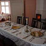 Pidulik õhtusöök Kärnerimajas