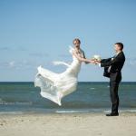 pulmafoto-rannas-pruutpaar
