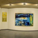 Elva Kultuurikeskuse galeriivaade