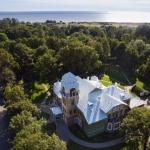 Vaade õhust - Villa Ammende