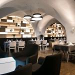Polpo restorani interjöör