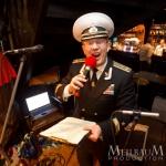 Admiral Lumi Oktoobrirevolutsiooni stiiliüritusel
