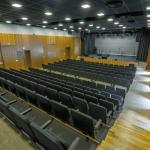 Elva Kultuurikeskuse saalivaade (teatristiilis)